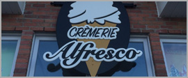 Crèmerie Alfresco