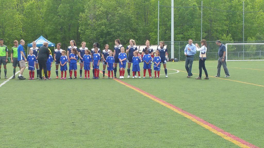 ligue semi-pro féminine (PLSQ)