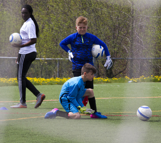 goalkeepers clinics