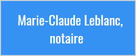 Me Marie-Claude Leblanc