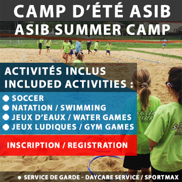 camp d'été asib, asib summer camps